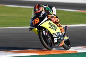 Moto3 Valencia: Migno secures maiden pole position
