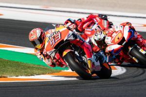 Valencia MotoGP - Race Results