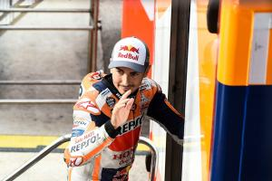 Lorenzo: I'll be back in the paddock…