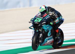 Valencia MotoGP test times - Wednesday (12pm)
