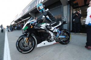 Alex Marquez: Solid day, many laps