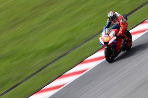 Miller tops Sepang speed trap for Ducati