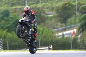 """Fastest Quartararo """"missing kilometres to understand"""" 2020 Yamaha"""