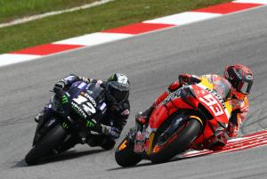 Who was 'fastest' at the Sepang MotoGP test?