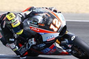 Jerez Moto2 test times - Friday (Session 2)