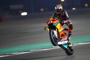Moto2 Qatar - Race Results