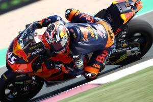 Moto2 Qatar - Warm-up Results