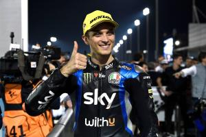 """Marini feeling """"totally different"""" at start of 2020 campaign"""