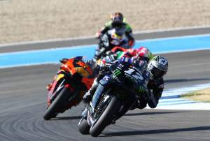 Spanish MotoGP - Race LIVE!
