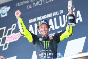 Rossi proves himself wrong to bounce back with timely Jerez podium