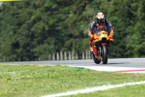 Brno MotoGP - Warm-up Results