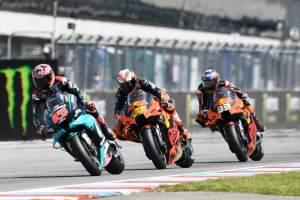 Brno: MotoGP Championship standings