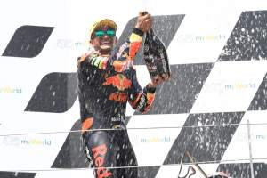 Moto2 Austria: Martin takes first win in shortened race