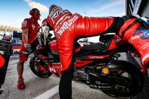 Andrea Dovizioso, Emilia Romagna MotoGP. 19 September 2020