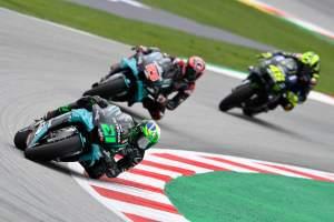 Franco Morbidelli, Catalunya MotoGP race. 27 September 2020