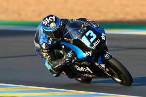 Celestino Vietti, Moto3, French MotoGP. 10 October 2020