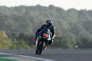 Andrea Migno, Moto3, French MotoGP. 10 October 2020