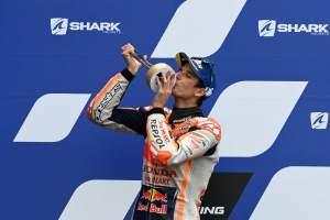 Alex Marquez, French MotoGP race, 11 October 2020