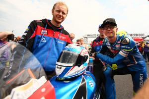 Ray leading light with World Superbike wildcard