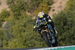 Caricasulo takes pole position off Krummenacher