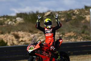 Aragon - Race results (2)