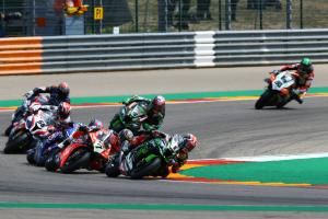Rea: Kawasaki strong on traction, corner entry