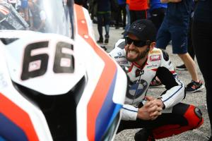 'Bad luck' disguises BMW, Sykes breakthrough