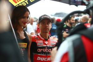 Bautista: I'm angry at myself for Misano crash