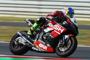 Magny-Cours WorldSBK - Race Results (1)