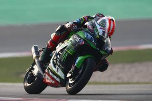 Rea maintains edge over World Superbike rivals in warm-up