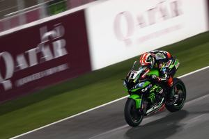 WorldSBK Qatar - Warm-up Results
