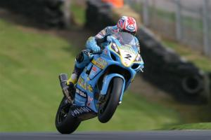 Rutter ahead of Reynolds, Kiyonari Fastest.