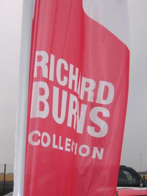 Richard Burns Foundation boost Headway