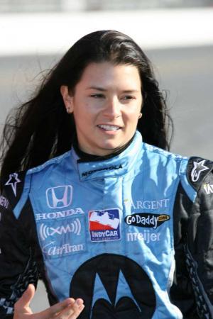 Danica: F1 interest 'flattering', but happy in America