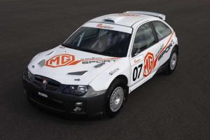 Official: MG back with Super 2000 car.
