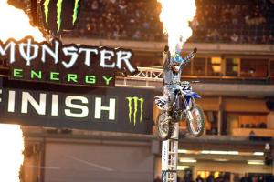 Reed takes AMA crown with 'Vegas victory.
