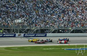 Post race notes - Chicagoland.