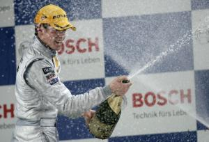 di Resta kick-starts 2009 into gear with Brands triumph