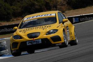 Beirao to contest WTCC event at Brands.