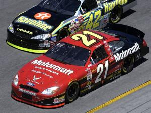 McMurray confirms top spot in Sonoma test.