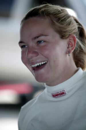 Fisher hospitalised after practice crash.