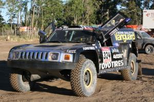DAKAR: Gordon to run third Hummer in 2010.