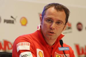 Domenicali against Ralf, Piquet, Briatore F1 return