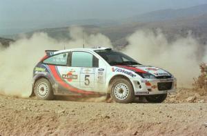 Colin McRae Biography & Stats - World Rally Championship
