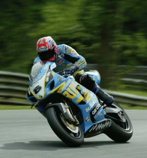 Kagayama has a mountain to climb at Cadwell.