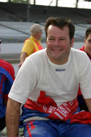 Mark Blundell looks to Singapore
