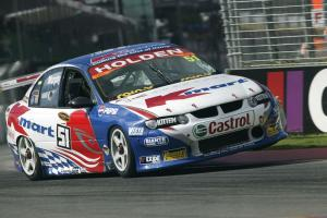 Aussie V8: Race result - Bathurst.