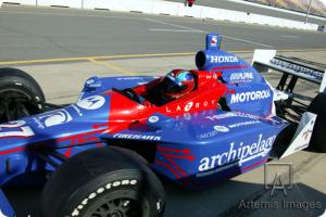ArcaEx becomes major sponsor on AGR's #27 entry.
