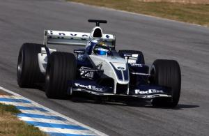 Top test for Williams as Piquet Jr, Rosberg shine.