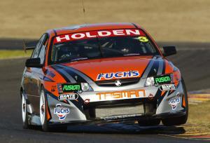 Harrop joins Tasman Motorsport.